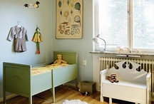 Cool Toddler Rooms / by Mother&Baby