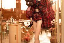 Barbie silkstone doll