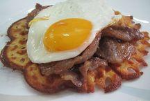 Recipes - Waffles / Breakfast