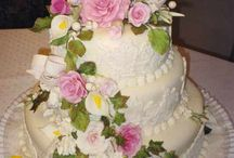 Wedding cakes / by Diane Day