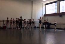 2014 - New York Summer Intensive / International ballet summer intensive in New York with Irina Dvorovenko & Maxim Beloserkovsky.