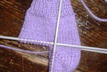 Chaussettes (tricot ou crochet)