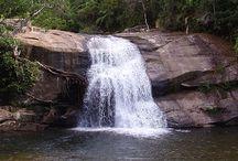 Cachoeiras Inciveis / A natureza faz parte da minha vida e contempla-la é um dos meus prazeres.  Reuni cachoeiras que já conheci e que desejo conhecer.