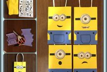Minion birthday party  / by Roxanna Garcia