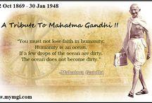 Mahatma Gandhi's 67th death anniversary / #Mahatma_Gandhi's 67th death anniversary: Where #Bapu died 67 years ago - this day!! www.mymgi.com Call @ 8287777888