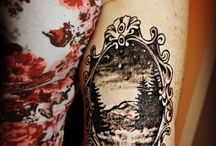 Tattoo-out of doors / by Kaylee Tardy