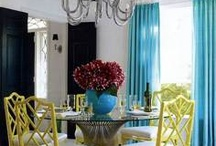 Dining Rooms / by Madeleine Patton