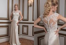 Justin Alexander Autumn 2015 Collection / Wow! These Justin Alexander designs will have you swooning.