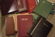 The Lost Scrapbooks / Family scrapbooks lost for 40+ years have been reclaimed