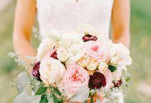 Szirmok, virágok, koszorúk - Élővirág esküvőre / Az élő virágnál nincsen szebb díszítés