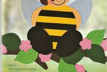 lienka,včielka