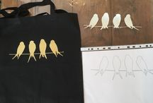 M.Y.O | CANVAS BAGS AND TSHIRT DESIGN