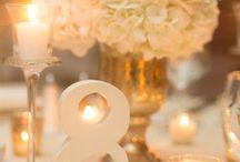 Asztalszámok | Table numbers