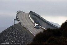 uma das estradas mais perigosos do mundo