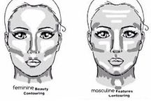 Trans makeup