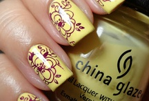 Nails Stamping Art