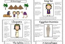 Yr 8 Ancient Egypt / Ancient Greek, Roman and Egyptians