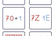 Zweites Schuljahr - Mathematik
