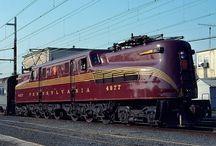 GG1 Pennsylvania Rail Road