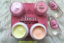 Pemutih Wajah Elora Beauty Organic