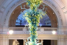 Dale Chihuly Pieces / Art Blown Glass. 