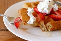 Waffle maker / by Jennifer Eisenstein
