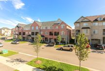 """""""Spacious 2 Bedroom End-Unit Freehold Town-home Available"""""""