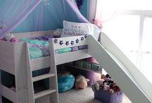 Girlie Room Decor Ideas / Toddler Girl Room Ideas