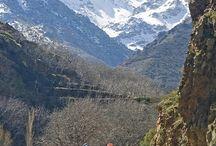 High Atlas Mountains Morocco