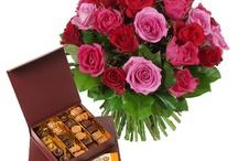 Chocolat Fête des mères / Collection de chocolats à offrir pour la fête des mères / by Chocolat D'lys Couleurs