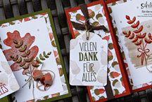 Susis Herbstecke / Herbstliches