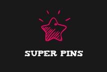 Super Pins