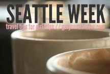 Seattle Girls Trip