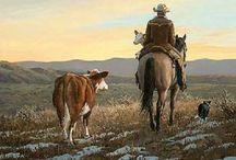 Ranch artwork