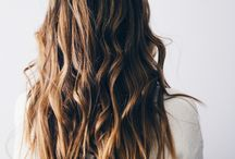 Beach Waves / You don't have to wait for summer to come around to enjoy that beautiful beach tasselled hair.
