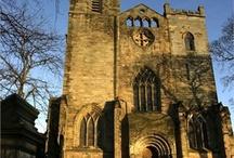 Chapels, Churches, Cathedrals, Abbeys / by Mitchelyn Aultman