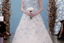 Oscar De La Renta Bridal Wear