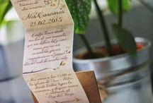 Invitaciones + Libro Firmas