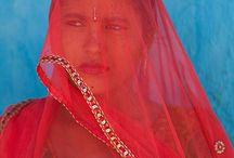 Rajasthani beauty's