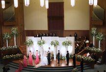 Wedding Church Decorations