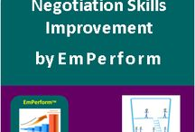Employee Productivity - Negotiation Skills Improvement / EmPerform Negotiation Skills Improvement Pack assesses and develops skills required for Negotiations in Prices, Negotiations during Talent Acquisition, Negotiation with Vendors and many more. #HR #EmployeeProductivity #NegotiationSkillsImprovement