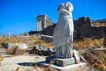 Around Mykonos
