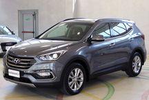 HYUNDAI SANTA FE 2.2 CRDI XPOSSIBLE 4WD AUTOMATICA 200 CV, del 2016, €33.500