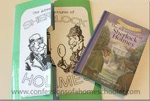 Sherlock holmes minibook