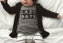 Baby Fashion / Ideas for dressing baby Brownlie