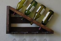 Bottle Wall