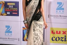 Vani Kapoor Bollywood Replica Saree