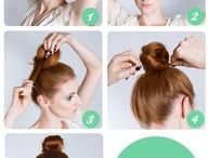 Hairstyles / by Veronica Ramudo