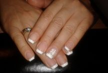 my work! / lovely nails <3