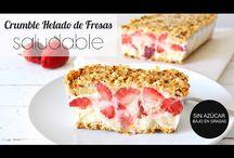 Rectas dulces y saludables♡/youtube.com